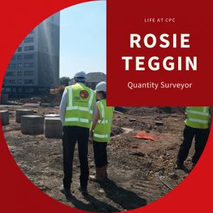 Life at CPC Rosie Teggin Interview